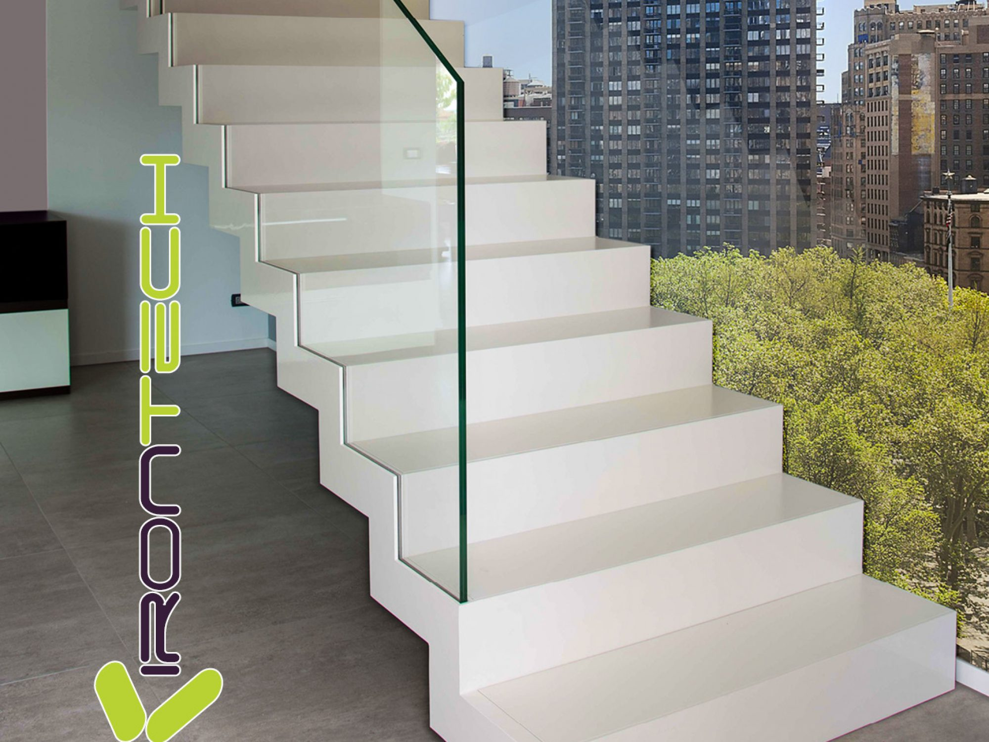 Catalogue for Staircase manufacturer
