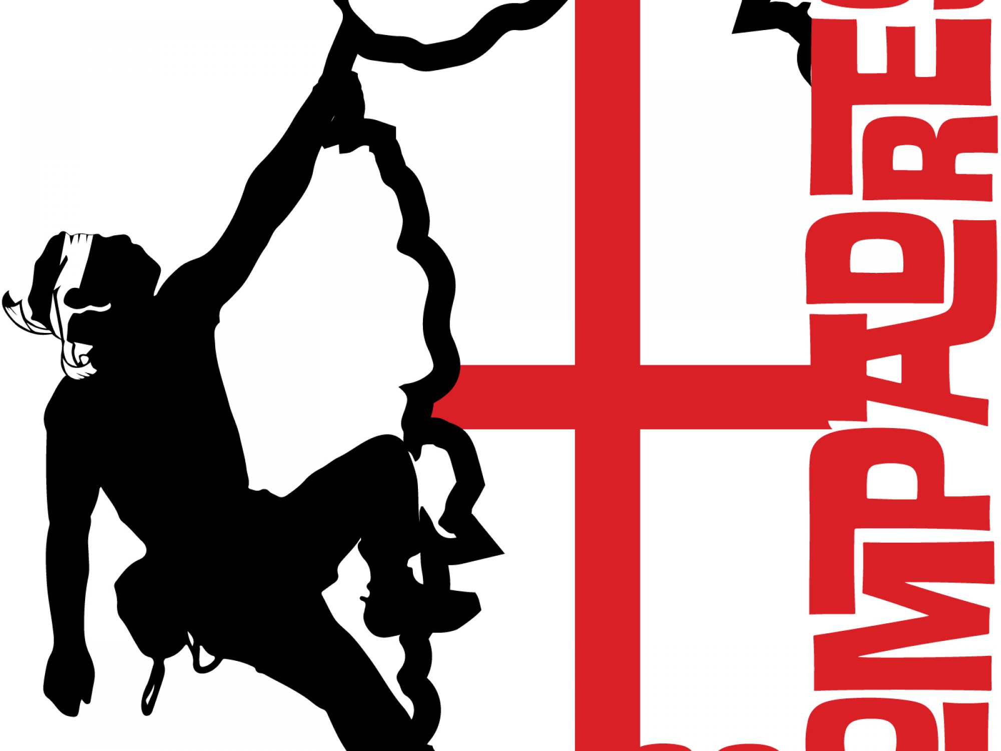 Logo for climbing team