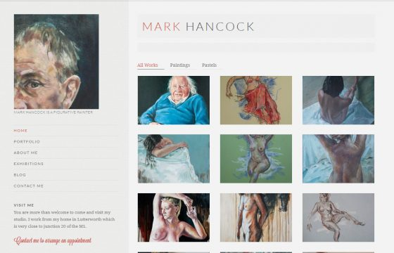 Artists website