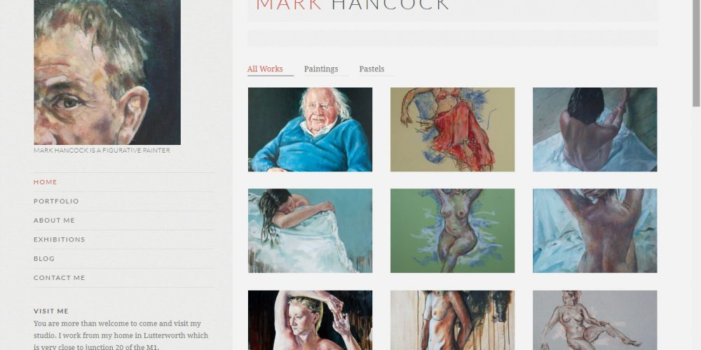 Artists website