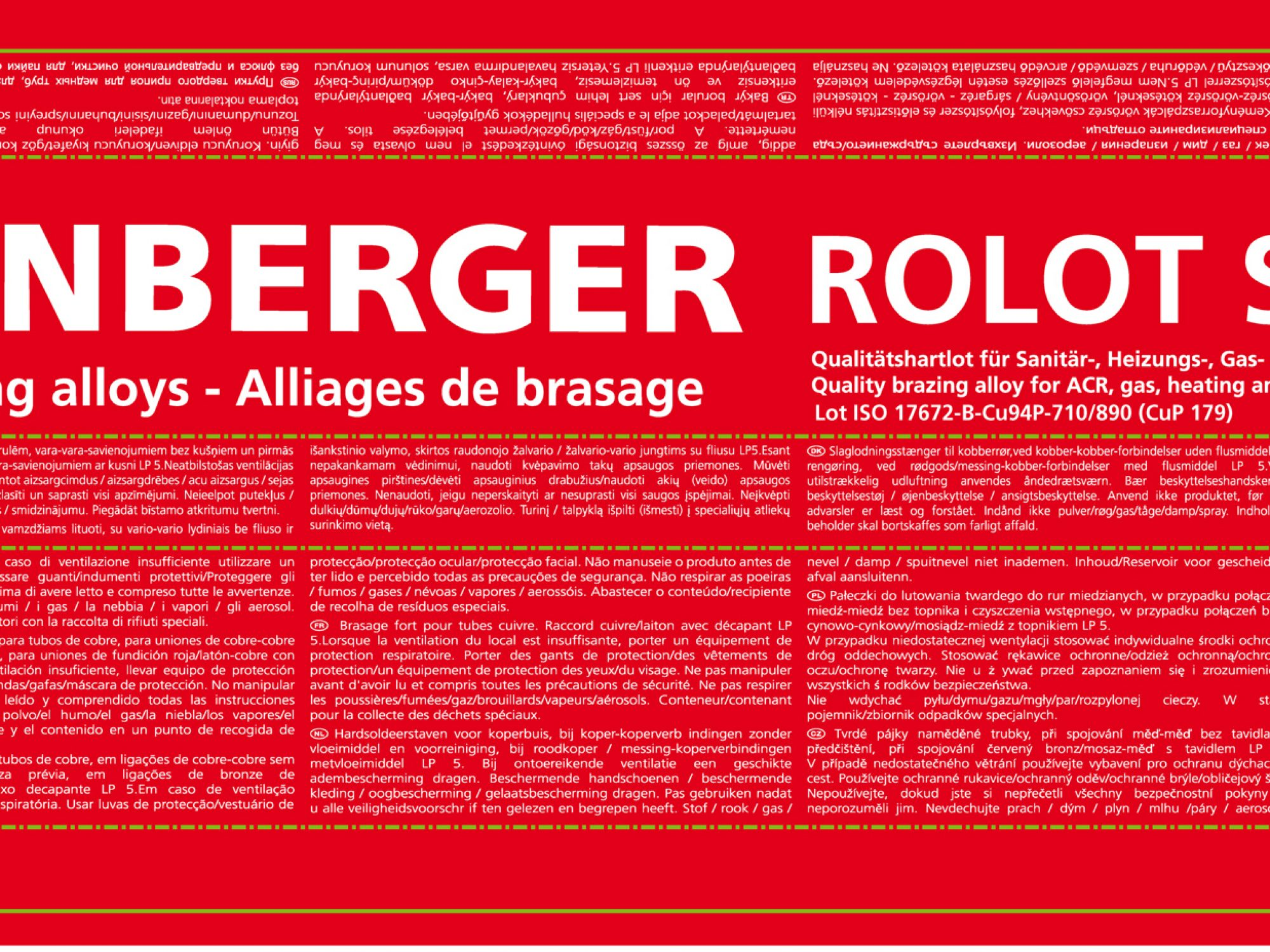 Packaging for Rothenberger