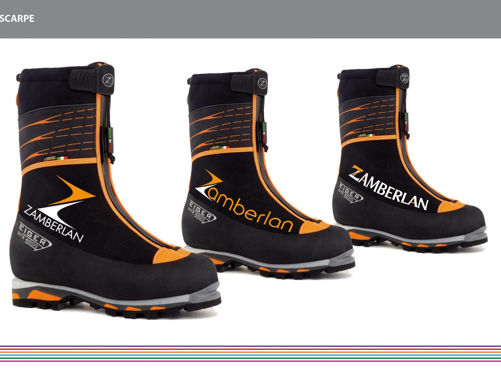 Logo design for shoe manufacturer