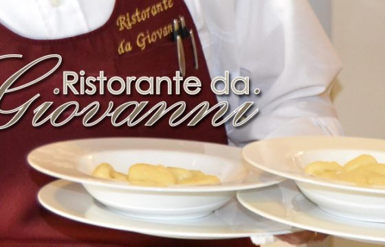Restaurant website and logo