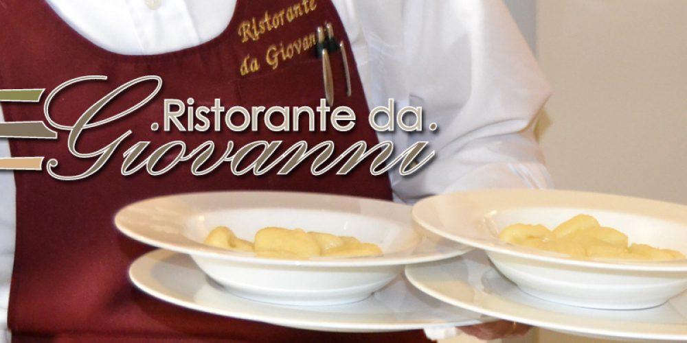 Restaurant website and logo